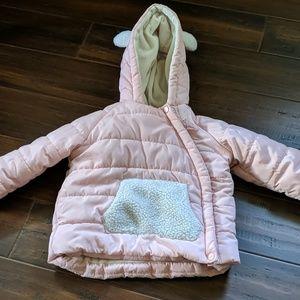 VGUC winter coat